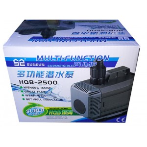 Sun Sun HQB 2500 Multi Function Submersible Pump