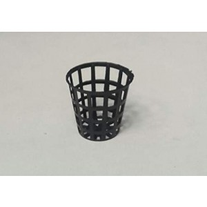 Regular 2 inch net pots for Hydroponics, Aquaponics, Aeroponics & Nursery, 50 Pieces