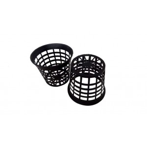 Regular 3 inch net pots for Hydroponics, Aquaponics, Aeroponics & Nursery, 50 Pieces